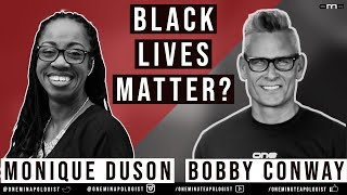 Part 2 Unpacking Black Lives Matter with Monique Duson