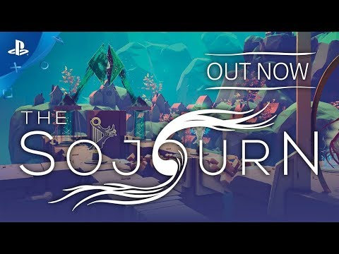 The Sojourn - Launch Trailer   PS4