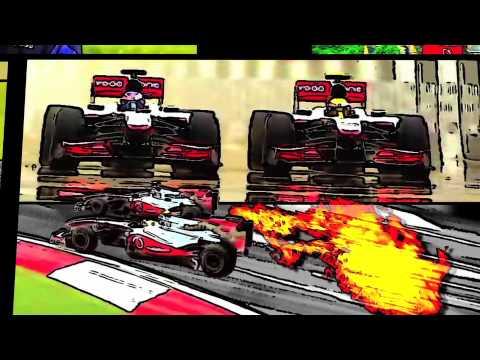 F1 Comic Book TZ   Computer