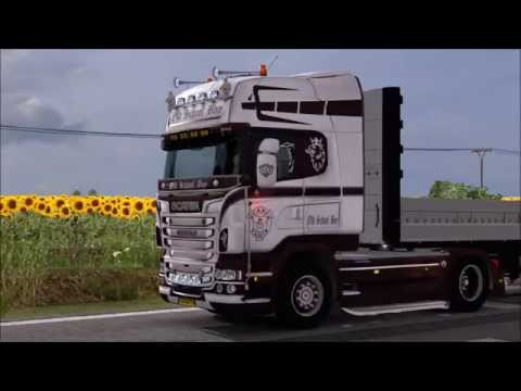 Euro Truck Simulator 2 | Fan Trailer |