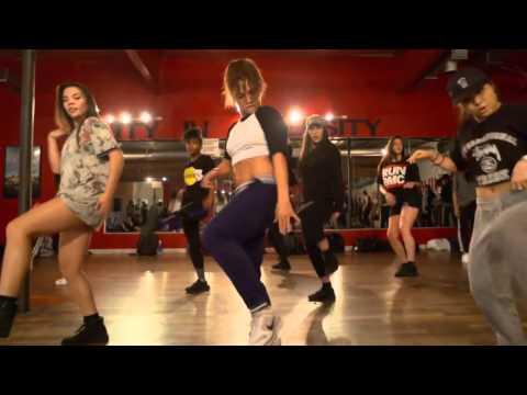 JADE CHYNOWETH @50cent   Candy Shop Josh Lildewey Williams Choreography