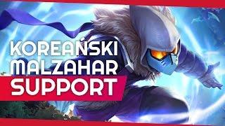 KOREAŃSKI MALZAHAR SUPPORT!