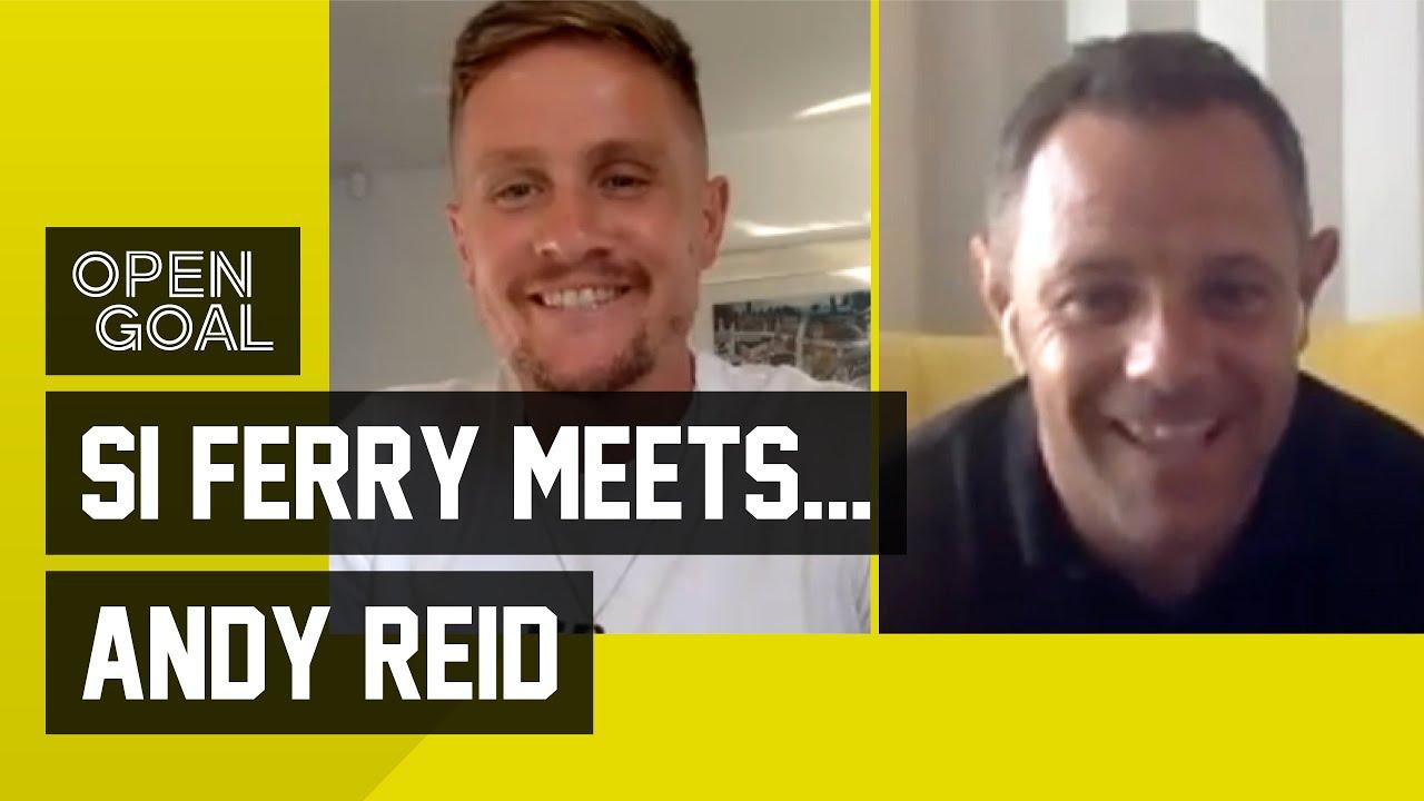 Si Ferry Meets... Andy Reid | Spurs Days, Sunderland w/ Roy Keane, Ireland & Nottingham Forest