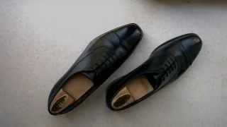 видео Английские туфли