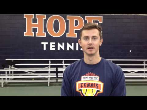 Hope College Men's Tennis 2017 Preview