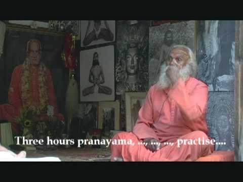 Yoga Swami on Beauty, Art and Yoga Pranayama Practice in the Himalayas