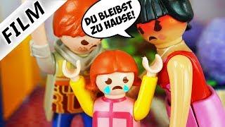 Playmobil Film Deutsch RABENMUTTER VON SARAH LÄSST SIE NICHT IN DIE SCHULE! Kinderfilm Familie Vogel