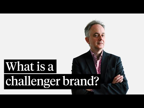 What is a challenger brand?