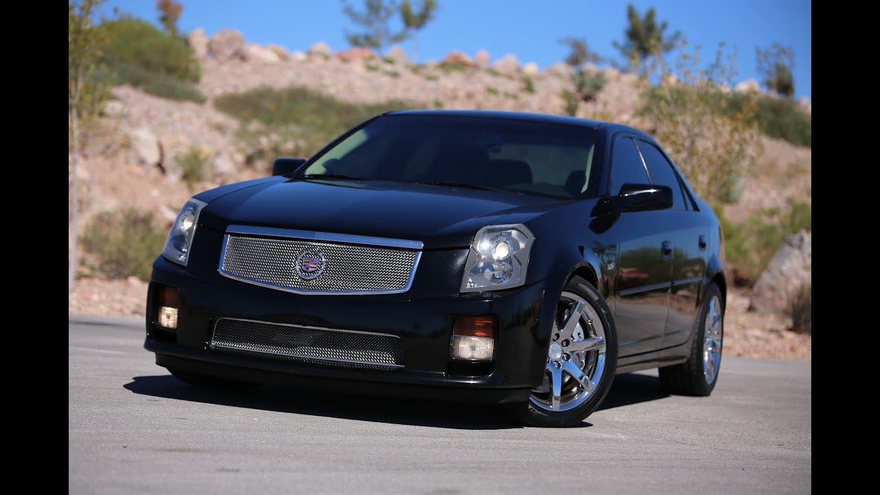 450 hp 2004 cadillac cts v test drive viva las vegas. Black Bedroom Furniture Sets. Home Design Ideas