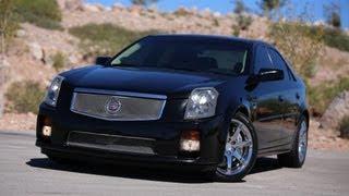 450+ HP 2004 Cadillac CTS-V -Test Drive - Viva Las Vegas Autos