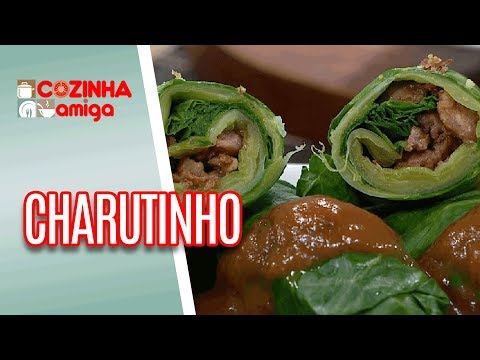 Charutinho Paulistano - Patricia Gonçalves | Cozinha Amiga (11/07/18)