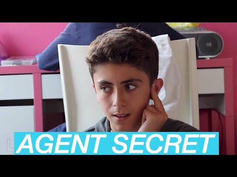 DEVENIR AGENT SECRET - Eliott
