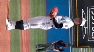 2010年5月18日 東都大学野球 国学院大学vs中央大学 中央大学エース澤...