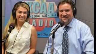 Douglas V. Gibbs on the air with Radio Free Hillsdale