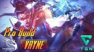 Guía | PRO BUILD | VAYNE ADC | S6