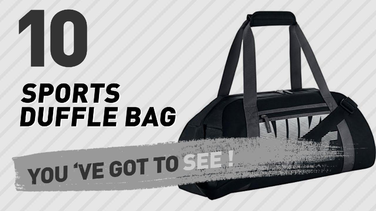 bd1da12442 Nike Women Duffle Bags    New   Popular 2017 - YouTube