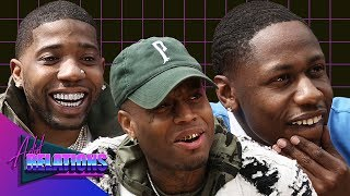 YFN Lucci, Q Money, & Posa: Who Gets The Most Girls? | Artist Relations