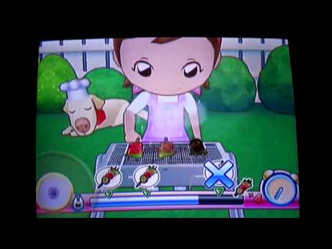 Cooking Mama  2 For Wii(gameplay)