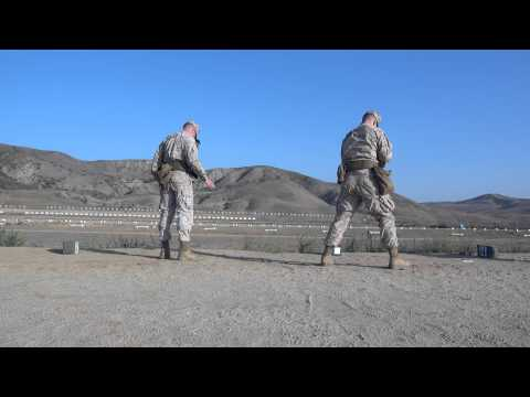 Marine Corps Rifle Range (4K) AUDIO FIXED