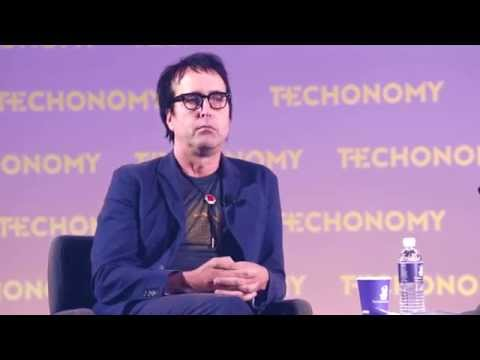 Techonomy 2015 Magisto Interview with Chuck Prophet