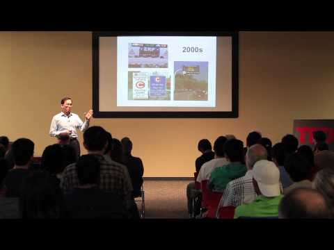 Solving traffic congestion through cooperation and reward: Yi-Chang Chiu at TEDxTucson