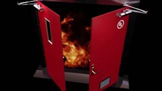 NAFFCO Fire Doors