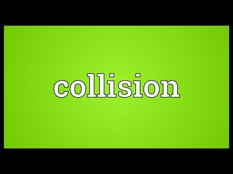Collision Meaning
