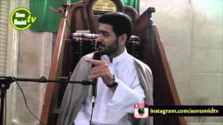 Hacı Samir cümə moizəsi Ramazan 2-ci gün 19062015