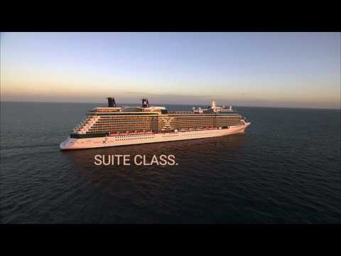 Suite Class - The Sweetest Accommodation At Sea