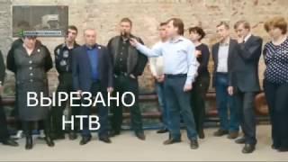Разоблачение фэйк с НТВ - Дальнобойщики и Платон 2017