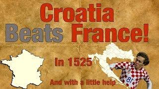 Croatia Beats France! EUIV Challenge Run