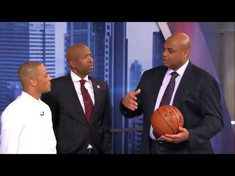 Inside the NBA: T.I. In the House | NBA on TNT