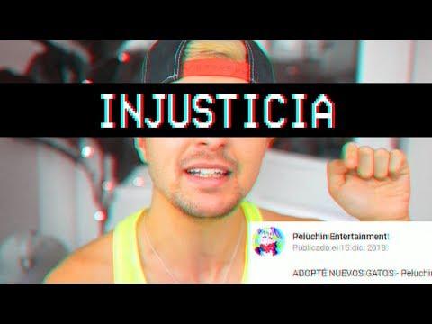 Peluchín Entertainment: NADA SERVIRÁ. QUEDARÁ LIBRE COMO SI NADA. Injusticia.