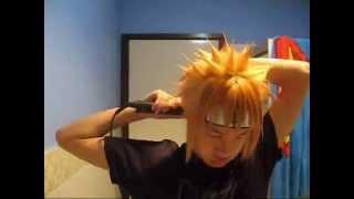 How To Do Minato Namikaze Hair