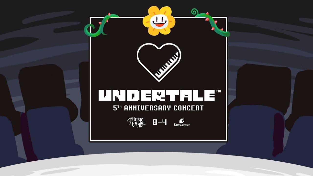 UNDERTALE 生誕 5 周年コンサート