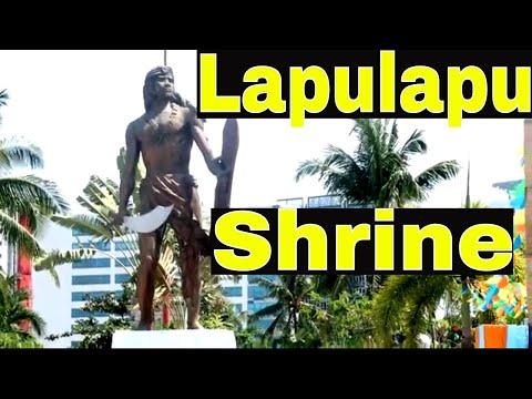 BATTLE OF MACTAN LAPULAPU SHRINE CEBU   PHILIPPINES 2018