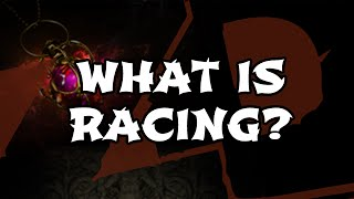 Path of Exile RACING: What is Racing, Why Race & How to Join Races (Beginner's Intro Guide)