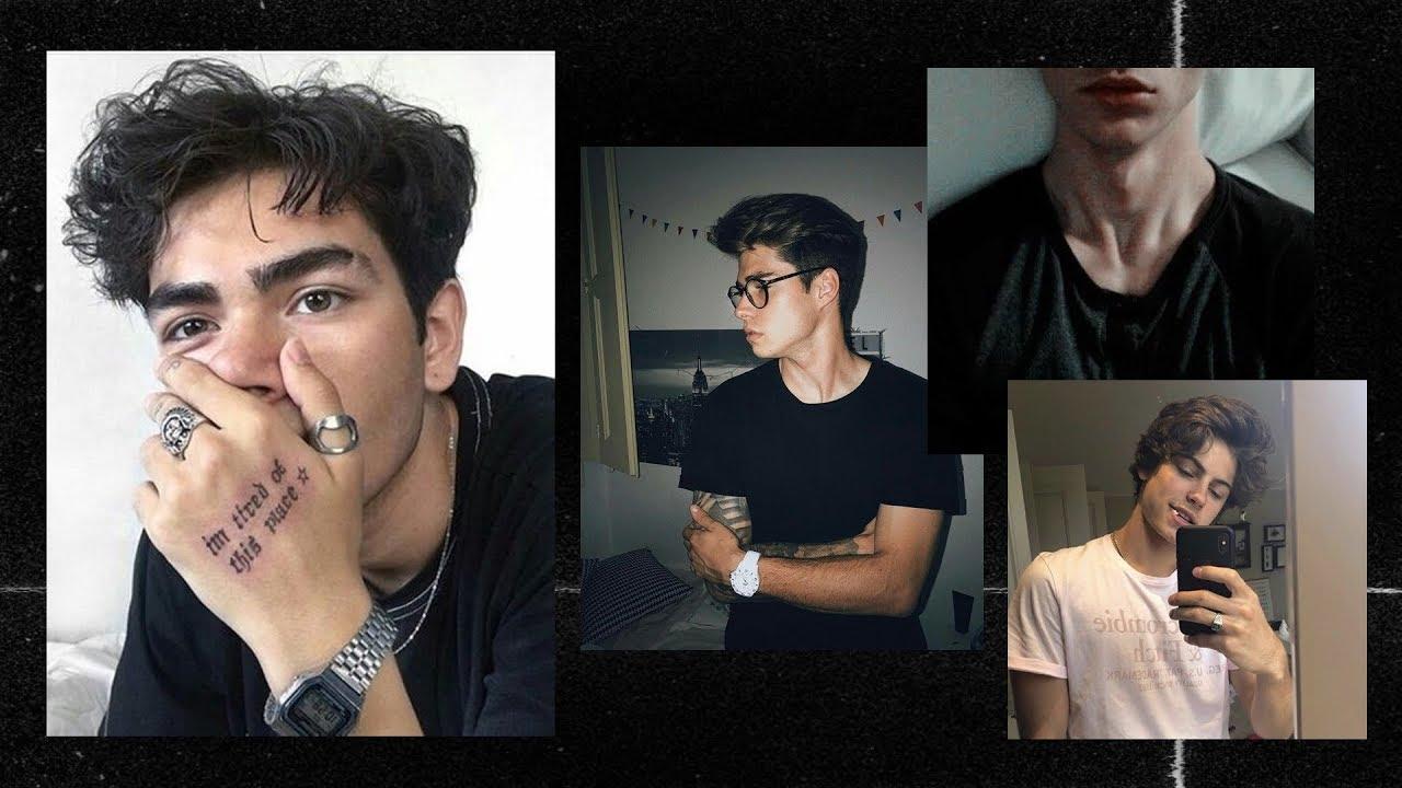 Perfil para de hombres fotos Tristeza Fotos