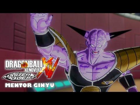 Mentor Captain Ginyu Master Quest - Dragon Ball Xenoverse