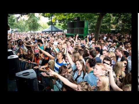 """General Levy & Ms Dynamite - """"Incredible"""" - Rinse Stage Notting Hill Carnival 2015"""