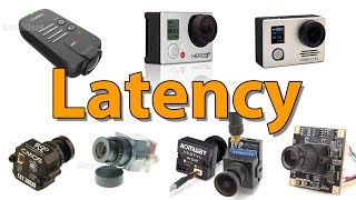 FPV cams and HD Cams latency comparison and AOMWay cams reviewed | RCSchim