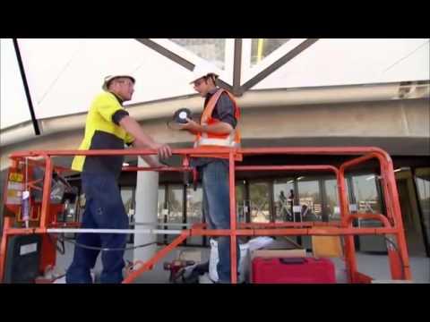 DOKU Die groessten Projekte der Welt S08E07 Melbourne Rectangular Stadium