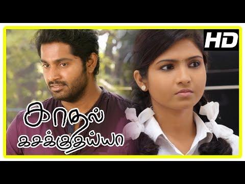 Kadhal Kasakuthaiya Movie Climax | Dhruvva and Venba unite | End Credits