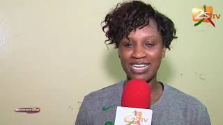 SPORT2S DU 05 AOÛT 2019 AVEC ADAMA KANDÉ - PRÉPARATIFS AFROBASKET FÉMININ 2019