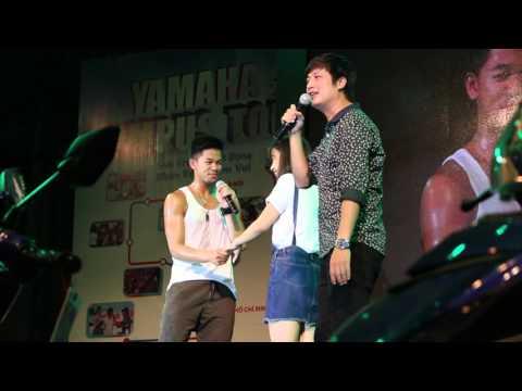 Trọng Hiếu Idol Tỏ Tình Tại Đại Học Quy Nhơn - Yamaha Campus Tour Full HD