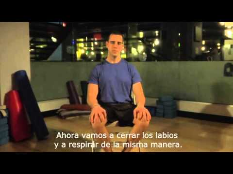 FitFactor: Deep Breathing, Seated On The Floor (Español)