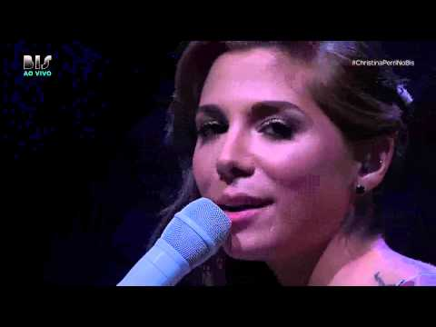 Show - Christina Perri from São Paulo, Brazil (04/24/15)