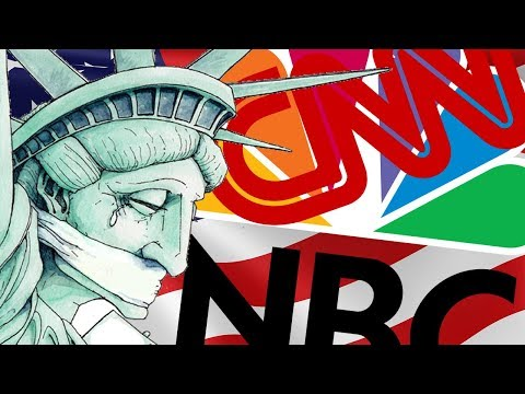 Major US news outlets reluctant to defend US constitution!