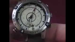 Timex E-Instruments Time, Temp, Tide, Compass Watch