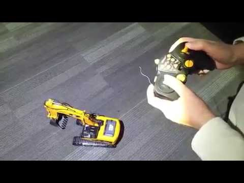 Top Race Remote Control Excavator Toy Review